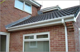 Replacement Gutters in Tunbridge Wells